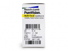 PureVision Multi-Focal (6lēcas)