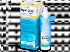 Hyal-Drop Multi acu pilieni 10ml
