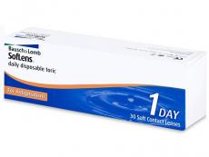 SofLens Daily Disposable Toric (30lēcas)