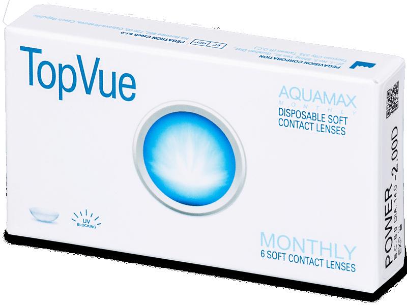 TopVue Monthly (6lēcas)