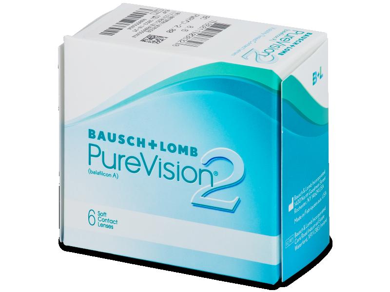 PureVision 2 (6lēcas)