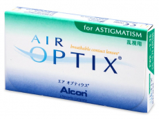 Air Optix for Astigmatism (6lēcas)