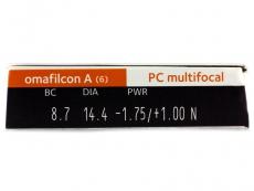 Proclear Multifocal (6lēcas)